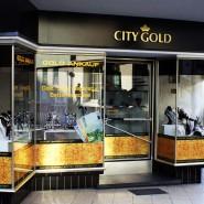Profilbuchstaben CityGold